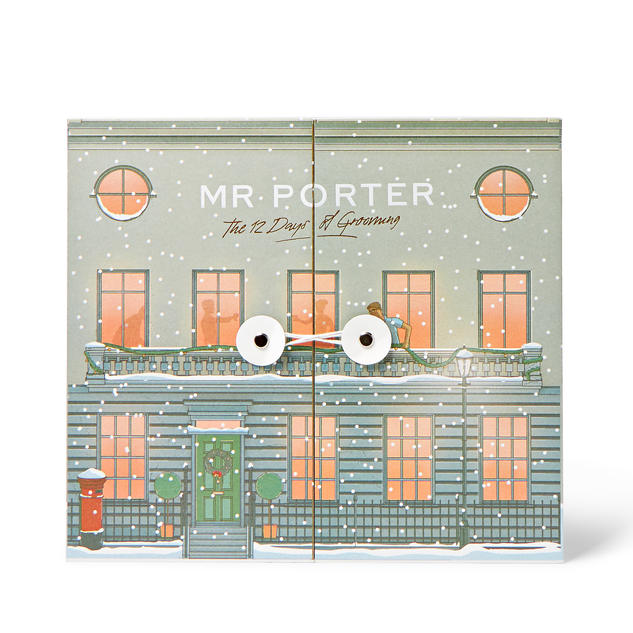 MR PORTER -12 Days of Grooming