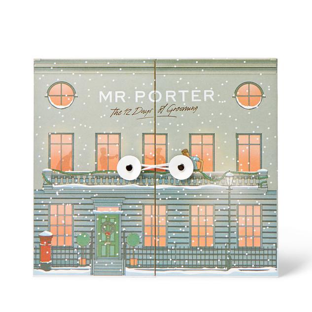 MR PORTER -12 Days of Grooming