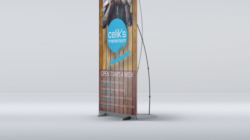 Celik's Banner