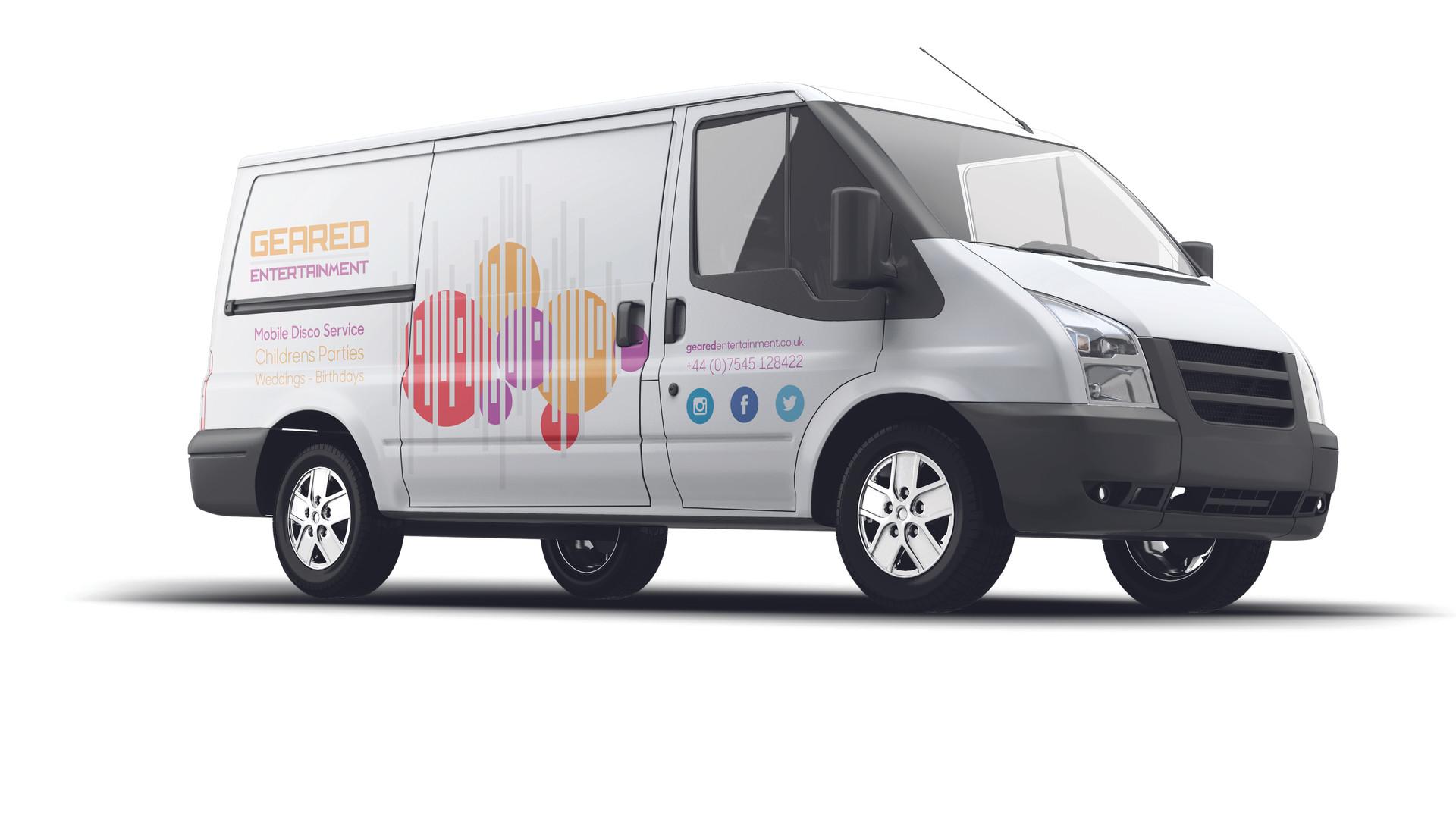 Geared van design