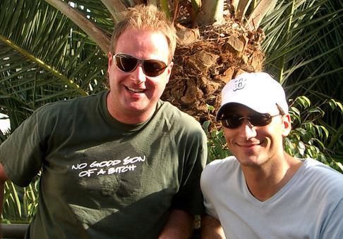 Paul Van Dyk & Myself