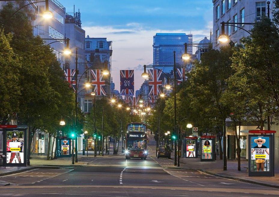 #LondonIsOpen