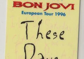 DJing for Bon Jovi
