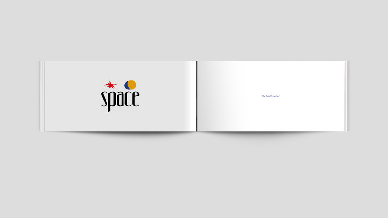 Space booklet