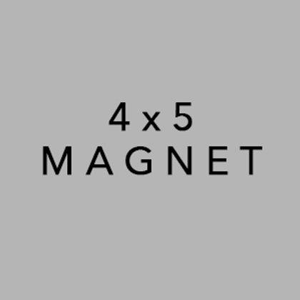 4x5 Magnet