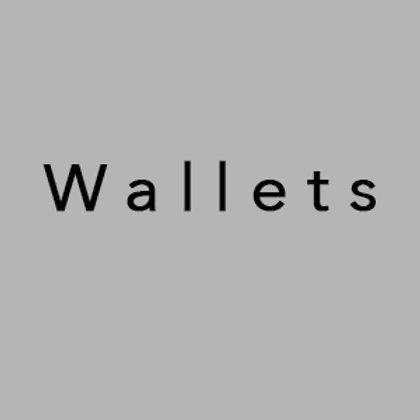 (8) Wallets