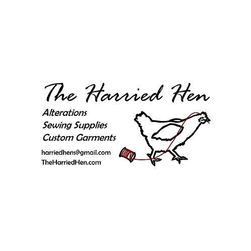 The Harried Hen