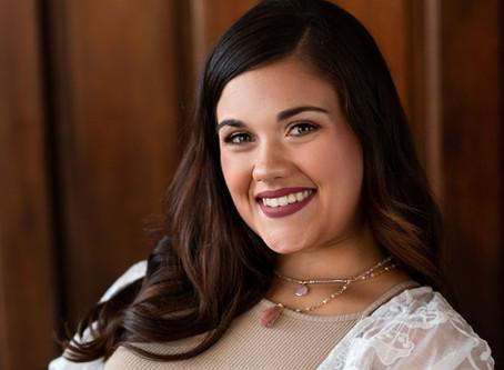 2020 Senior Model, Madison Kosse