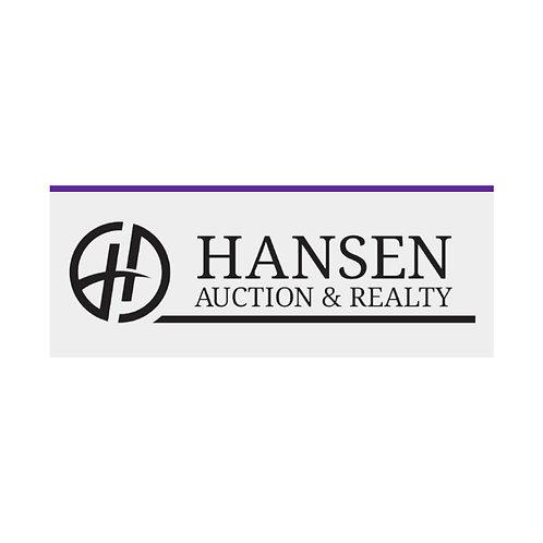Hansen Auction & Realty