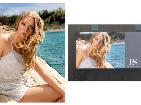 2020 Senior Model, Shaina Wright