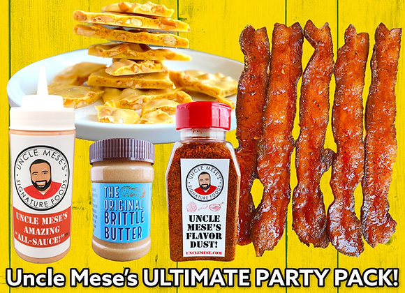 Uncle Mese's ULTIMATE PARTY PACK!