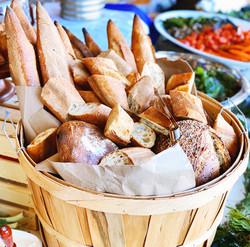 Fresh Baked Bread Assortment
