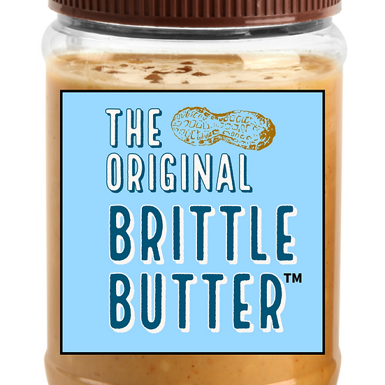 The Original Brittle Butter - AVAILABLE Monday September 7, 2020