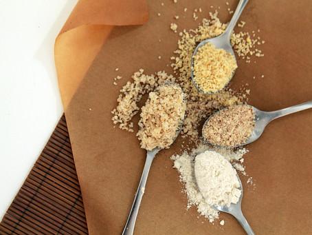 Funcionalidades dos alimentos - farinhas de estrutura