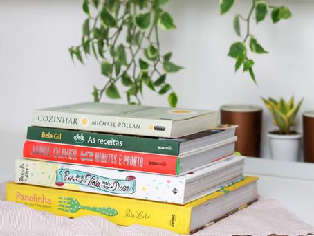 Livros para quem quer começar a cozinhar