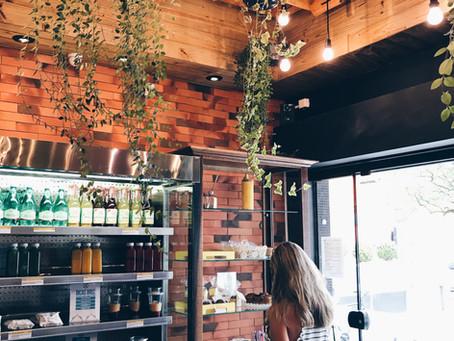 Lugares saudáveis para comer em Floripa - Parte II