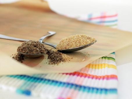 Funcionalidade dos alimentos - ingredientes de liga