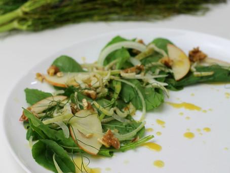 Erva doce - Salada balanceada
