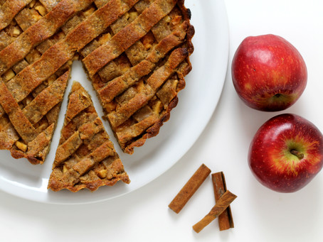 Torta de maçã - American Pie