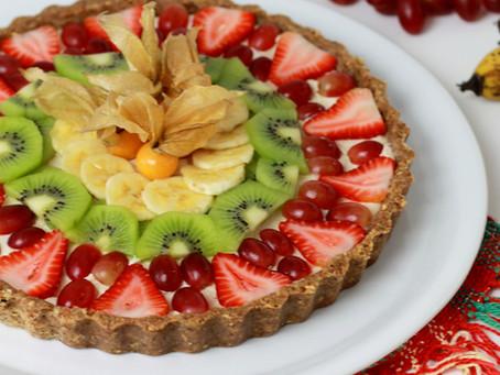 E-book Gratuito de Natal - 7 sobremesas saudáveis