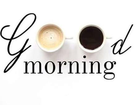 Rotina da manhã e seus mágicos benefícios