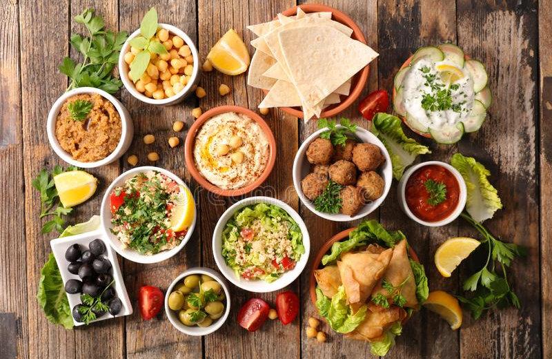 assorted-lebanese-food-assorted-lebanese