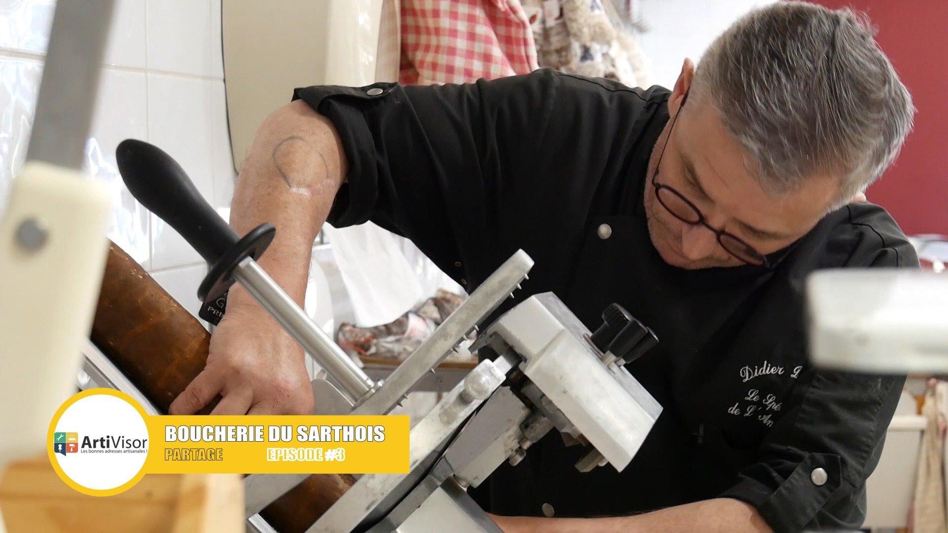 #3 | La boucherie du Sarthois | Artivisor | Eye film