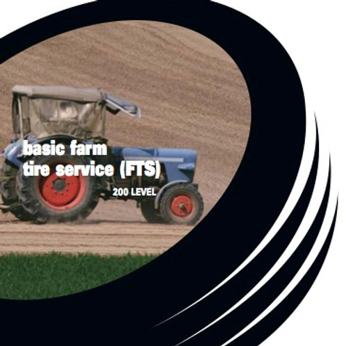 TIA's Basic Farm Tire Service Training
