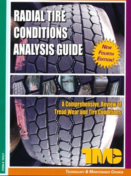 TMC Radial Tire Conditions Analysis Guide