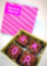 Caixa brownie