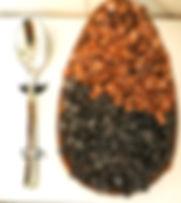 Ovo de Páscoa Recheado - Trufado com brownie