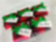 Brownie 4, x 4,5 cm - Tecido Xadrez