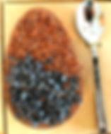 ovo de páscoa recheado brigadeiro brownie