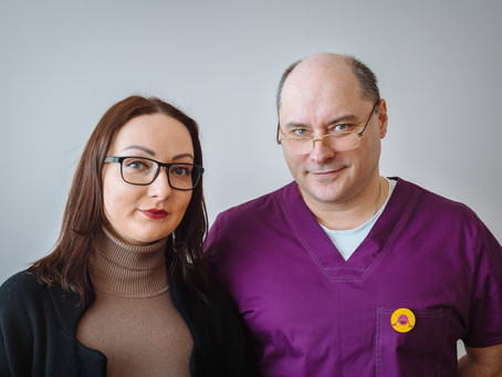 Watch our new Interview with our Reproductive Doctor, professor Ruslan Sobolev!