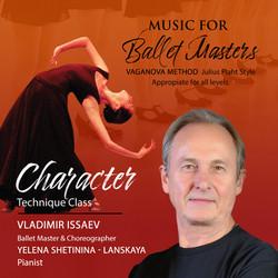 Character class CD