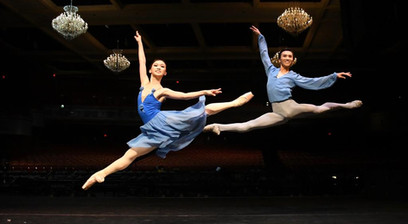 Arts Ballet performs live at the XXV International Ballet Festival of Miami