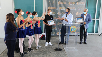 Arts Ballet Theatre of Florida receives recognition from the City of North Miami Beach
