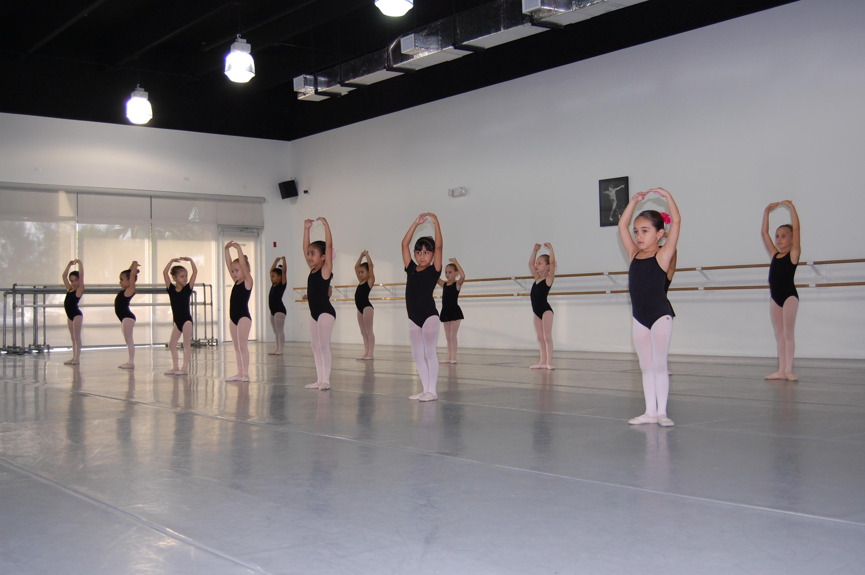 Ballet Class 1