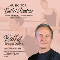Ballet technique class Vol.4