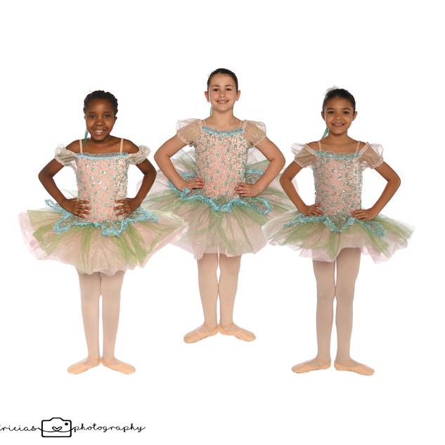 Pre Ballet 2 Sat
