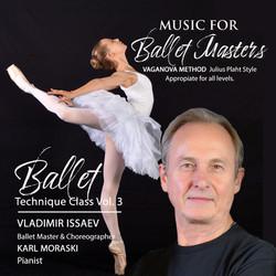Ballet technique class Vol.3