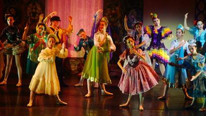 ARTS BALLET THEATRE OF FLORIDA Y LA HISTORIA DE UN BALLET SOBRE UNA MUÑECA ENCANTADA