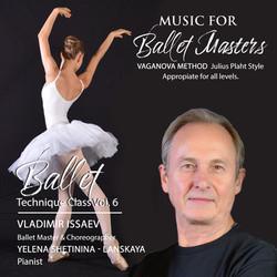 Ballet technique class Vol.6