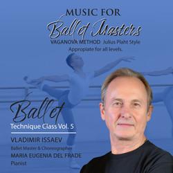Ballet technique class Vol.5