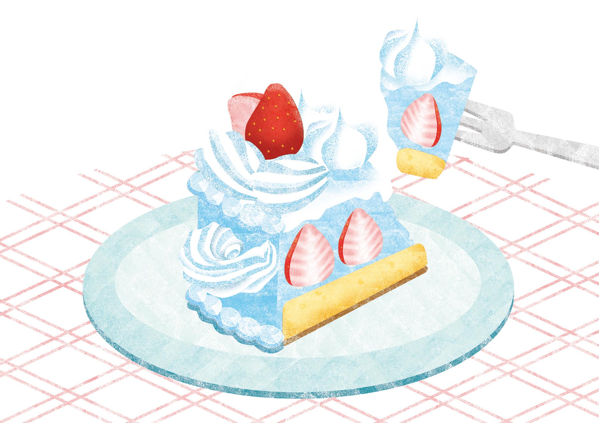 eat shortcake