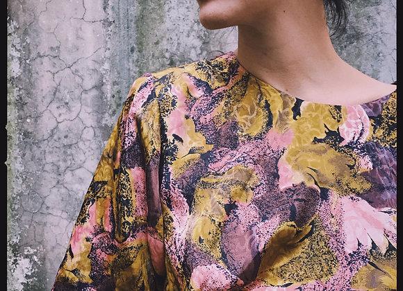 Vestido en lilas