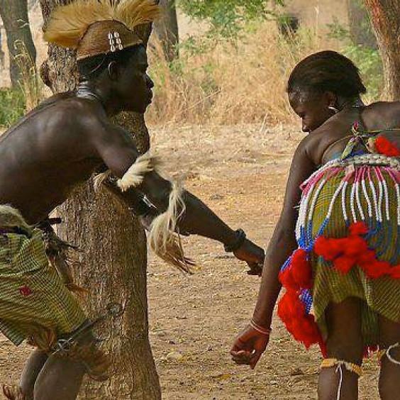 Aproximaciones Africanas presenta: Wolará