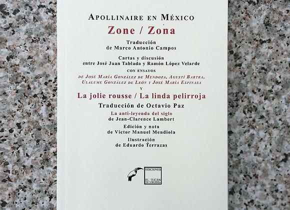 Zona / Apollinaire en México
