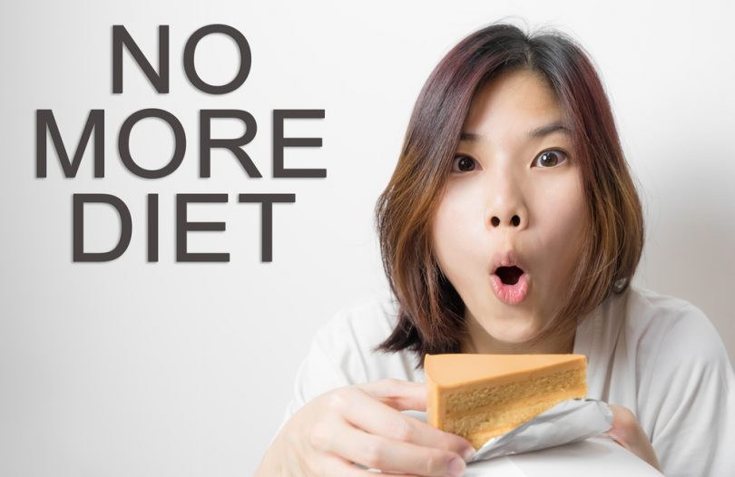 Stop dieting to Improve Your Metabolism