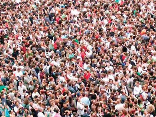 The Effects of Hampered Economy on Population